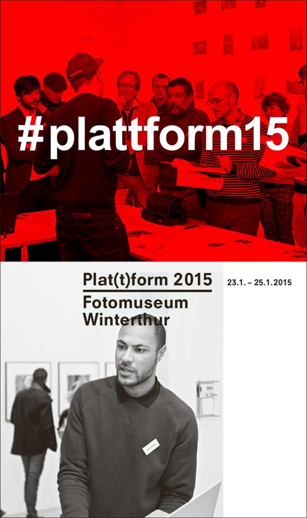 Plattform 2015 - Fotomuseum Winterthur